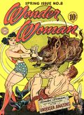 Wonder Woman (1942-1986 1st Series DC) 8
