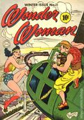 Wonder Woman (1942-1986 1st Series DC) 11