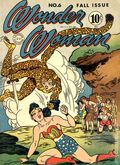 Wonder Woman (1942 1st Series DC) 6