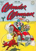 Wonder Woman (1942-1986 1st Series DC) 27