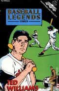 Baseball Legends Comics (1992) 3