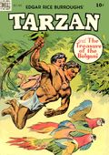 Tarzan (1948-1972 Dell/Gold Key) 10