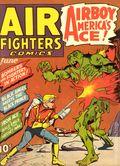Air Fighters Comics Vol. 1 (1941-1943) 9