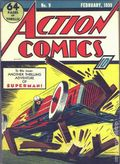 Action Comics (1938 DC) 9