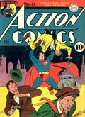 Action Comics (1938 DC) 45