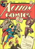 Action Comics (1938 DC) 69