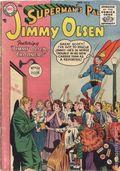 Superman's Pal Jimmy Olsen (1954) 8