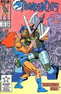 Thundercats (1985 1st Series Marvel) 12