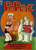 Popeye (1948-84 Dell/Gold Key/King/Charlton) 3