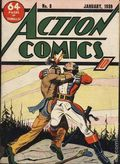 Action Comics (1938 DC) 8