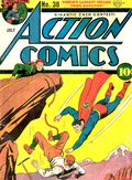 Action Comics (1938 DC) 38