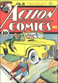 Action Comics (1938 DC) 30