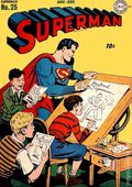 Superman (1939 1st Series) 25