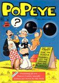 Popeye (1948-84 Dell/Gold Key/King/Charlton) 1
