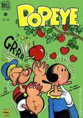 Popeye (1948-84 Dell/Gold Key/King/Charlton) 10