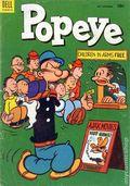 Popeye (1948-84 Dell/Gold Key/King/Charlton) 25