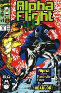 Alpha Flight (1983 1st Series) 93