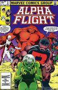 Alpha Flight (1983 1st Series) 2