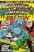 Captain America (1968 1st Series) 158