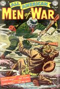 All American Men of War (1952) 9