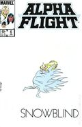 Alpha Flight (1983 1st Series) 6