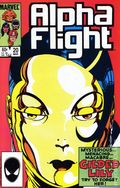 Alpha Flight (1983 1st Series) 20