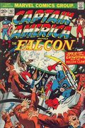 Captain America (1968 1st Series) 167