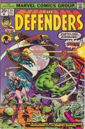Defenders (1972 1st Series) 29