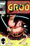 Groo the Wanderer (1985 Marvel) 22
