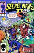 Secret Wars II (1985) 5