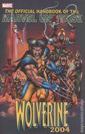 Official Handbook Marvel Universe Wolverine (2004) 2004