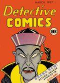 Detective Comics (1937 1st Series) 1