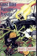 Ghost Rider Wolverine Punisher Hearts of Darkness (1991) 1