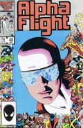 Alpha Flight (1983 1st Series) 40
