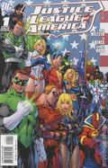 Justice League of America (2006 2nd Series) 1A