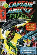 Captain America (1968 1st Series) 142
