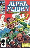 Alpha Flight (1983 1st Series) 15