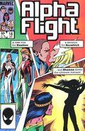 Alpha Flight (1983 1st Series) 18