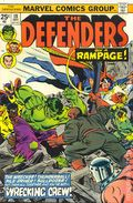 Defenders (1972 1st Series) 18