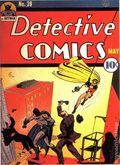 Detective Comics (1937 1st Series) 39