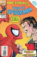 Web of Spider-Man (1985 1st Series) 117N