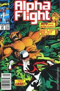 Alpha Flight (1983 1st Series) 84