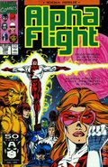 Alpha Flight (1983 1st Series) 100