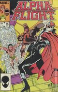 Alpha Flight (1983 1st Series) 16