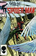 Web of Spider-Man (1985 1st Series) 3