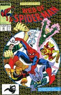 Web of Spider-Man (1985 1st Series) 50