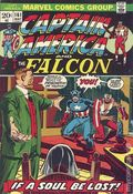 Captain America (1968 1st Series) 161
