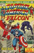 Captain America (1968 1st Series) 171