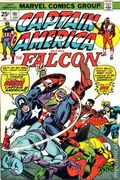Captain America (1968 1st Series) 181