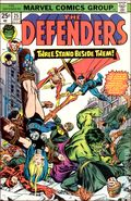 Defenders (1972 1st Series) 25